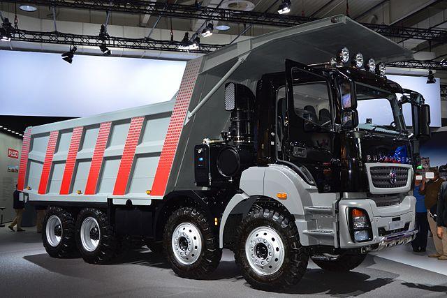 BharatBenz_3143_Mining_truck._Spielvogel_1
