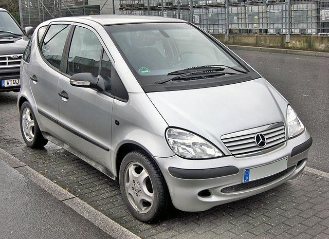 640px-Mercedes_A-Klasse_front